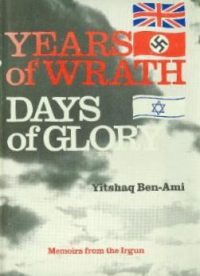 years of wrath days of glory