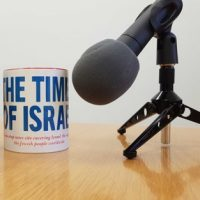 times of israel podcast
