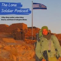 lone soldier podcast